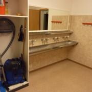Waschraum 3. Obergeschoss (1/2)