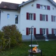 Feuerstelle – Feuerstelle hinter dem Jugendhaus Plazi