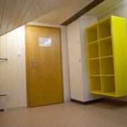 Waschraum 4. Obergeschoss (1/2)