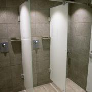 Duschraum Erdgeschoss