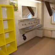 Waschraum 4. Obergeschoss (2/2)